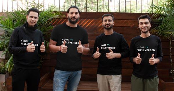 Nutrition healthcare startup Wellversed